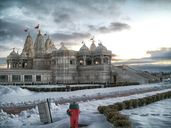 Shri Swaminarayan Mandir Temple, Toronto