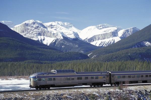 VIA Rail's 'Canadian'