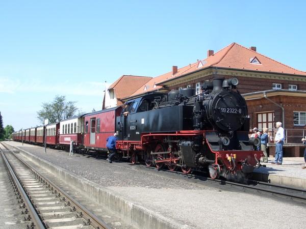 Molli Bahn (Kuehlungsborn West)