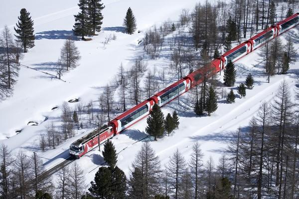 Glacier Express - © Switzerland Travel Centre