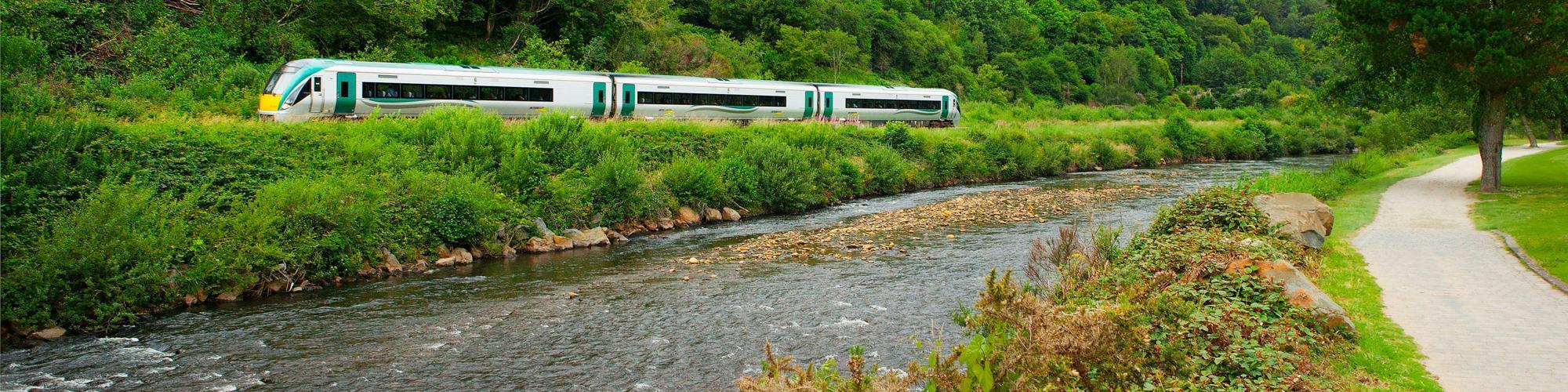 Train 2243 to Dublin - © Irish Rail