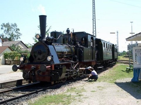 German Rail Holiday: Germany in Full Steam: Ffestiniog Travel