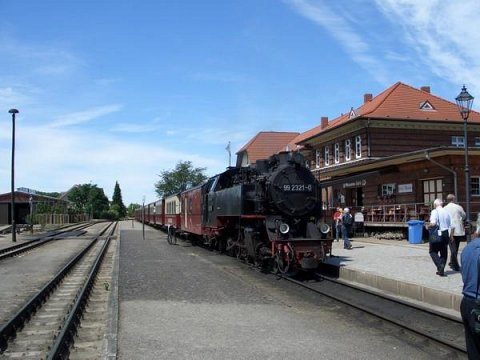 German Rail Holiday: Germany in Full Steam: Ffestiniog Travel